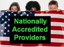 Nationally Accredited Providers